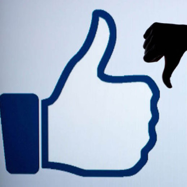 Facebook Plans to Add Dislike Button